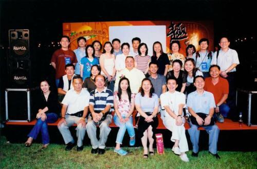 2003年 大埔採燈會講座處誠邀