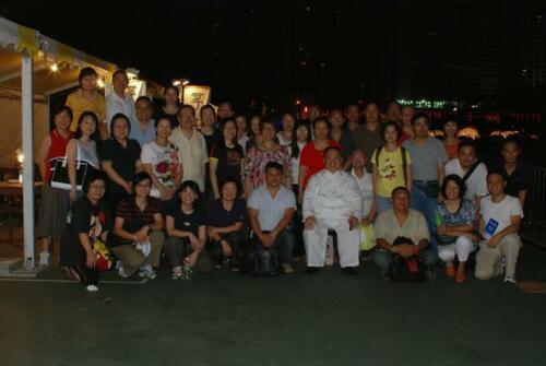 2008年 維園綵燈會