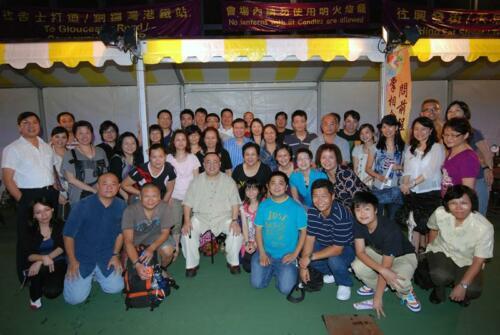2010年 維園中秋綵燈會